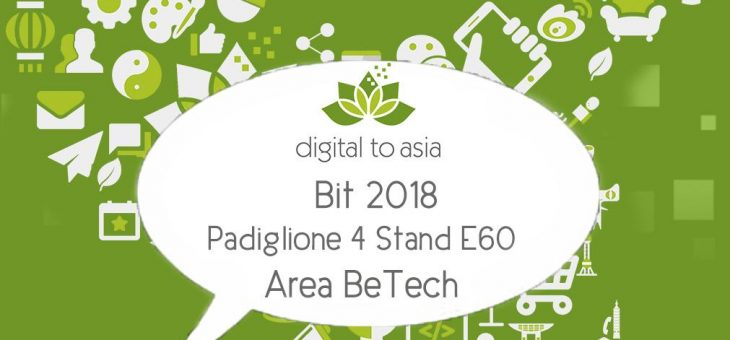 Digital to Asia alla Bit