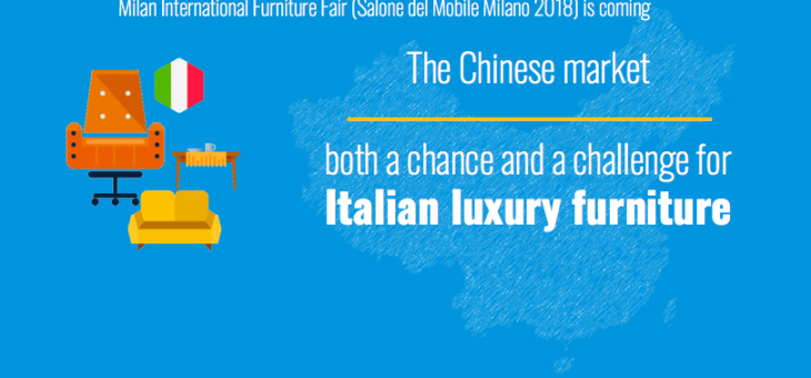 The Chinese market – both a chance and a challenge for Italian luxury furniture