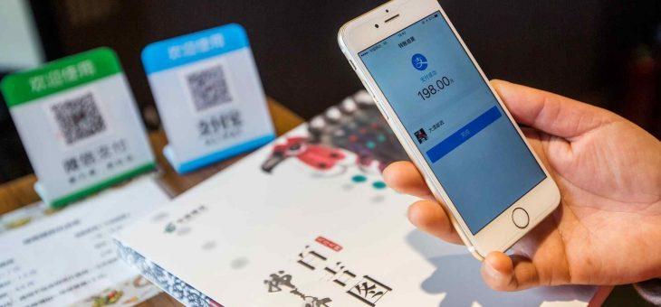 """Cashless is not moneyless"": Cina e pagamenti digitali"